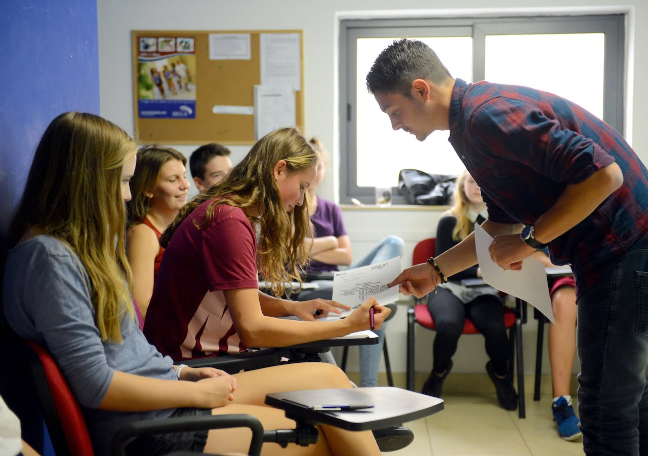 Курсы английского языка для подростков (Летний лагерь на Мальте)