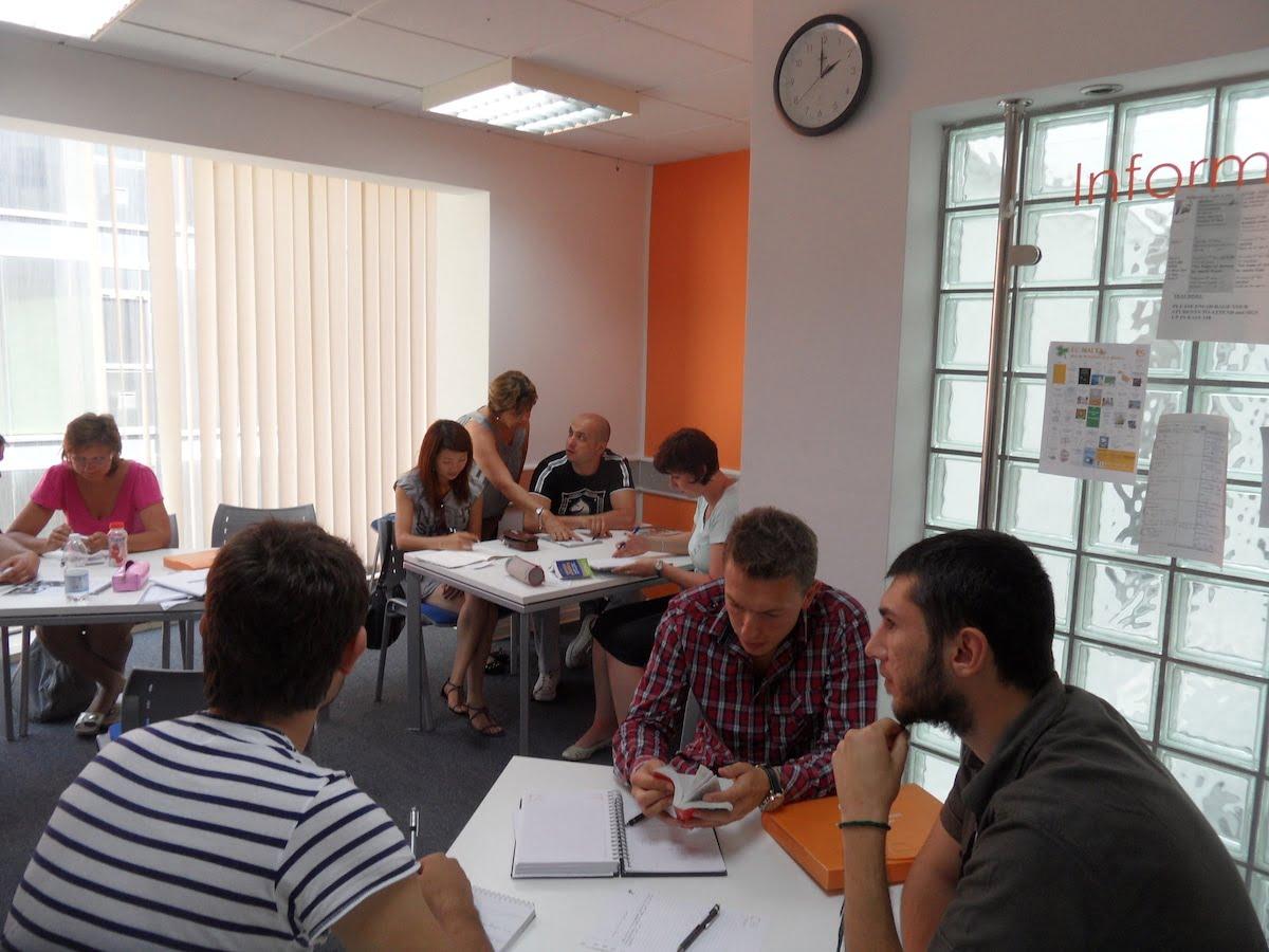 Курсы английского языка на Мальте для взрослых старше 30 лет (ЕС)