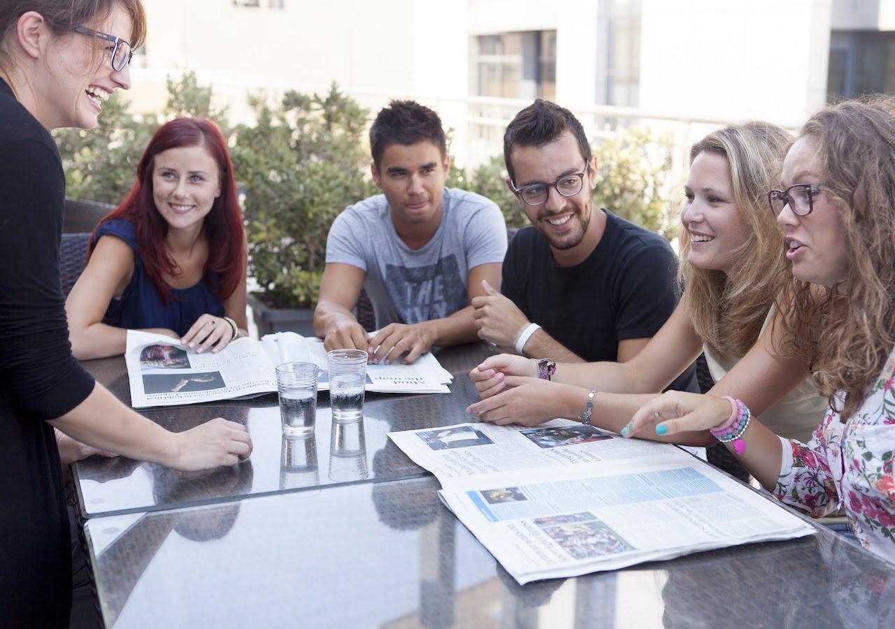 Изучение английского языка на Мальте в ESE
