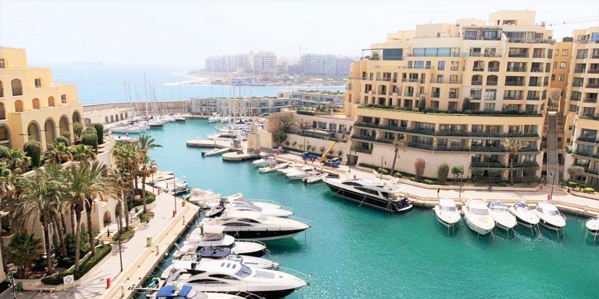 Ciudades de Malta: Saint Julian's Portomaso