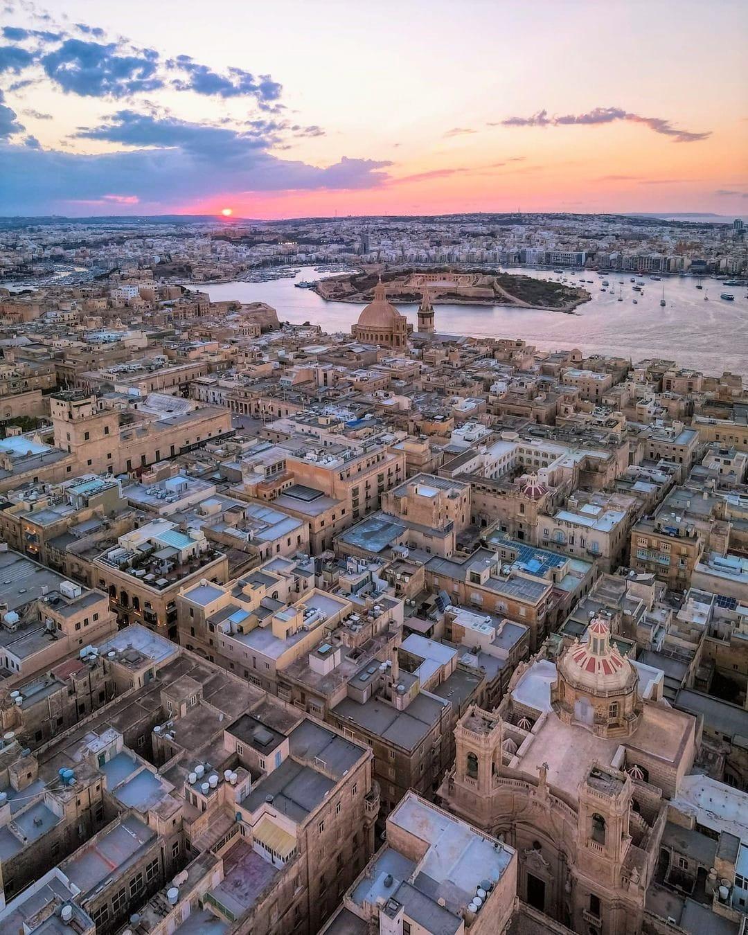 Città di Malta - La Valletta