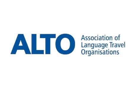 Logo Alto para escuelas de inglés
