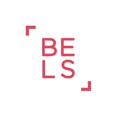 Логотип школы английского языка Malta BELS