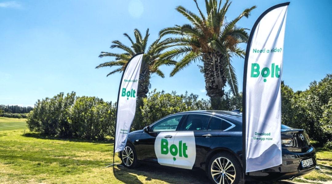 Carro de transporte Bolt Malta