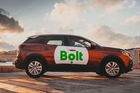 Bolt en Malta