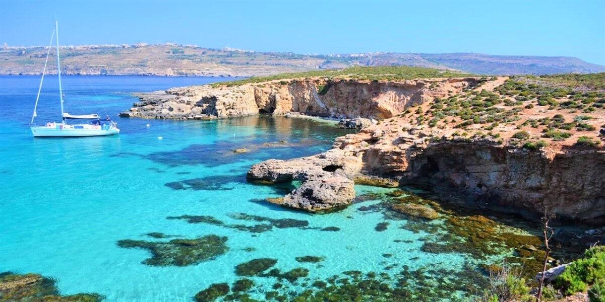 Isla Comino Malta