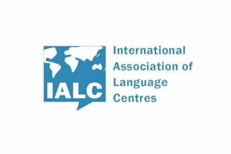 Logo IALC para escuelas de inglés