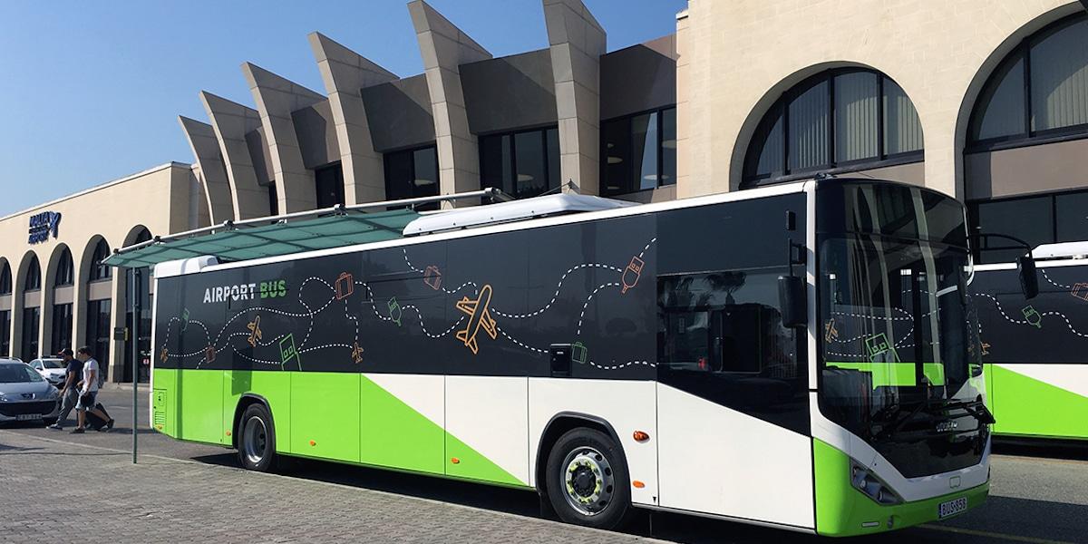 Meios de transporte em Malta