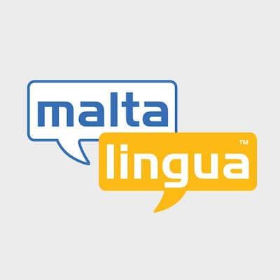 Logo de l'école d'anglais Malte Maltalingua