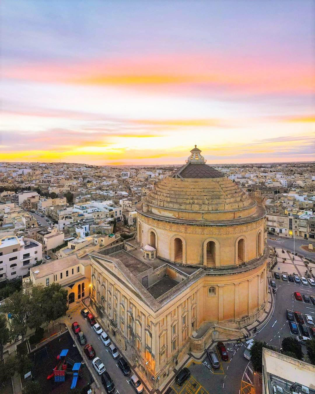 La città di Malta - Mosta