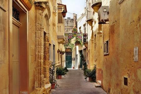 Callejón de La Valletta