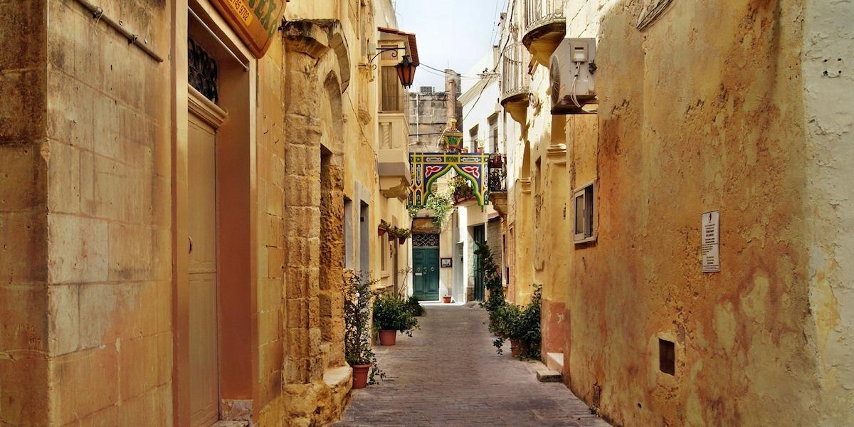 Visitar Malta y las calles de la histórica capital de Malta, La Valeta