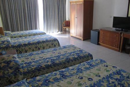 Club Residence (Topaz Hotel) chambre