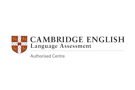 Logo Cambridge English per le scuole di inglese