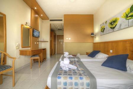 Bella Vista Hotel chambre