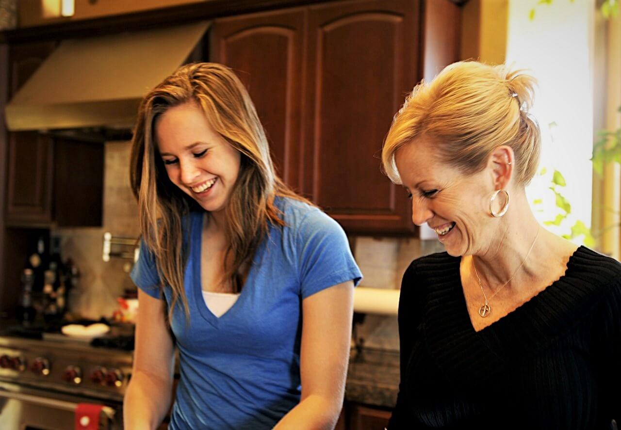 Estudiante en la familia de acogida de EF (host family)