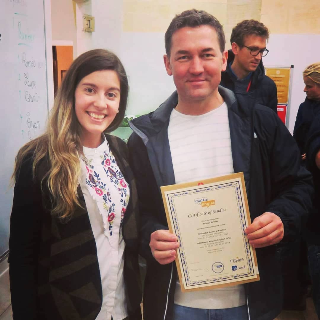 Diploma in Maltalingua