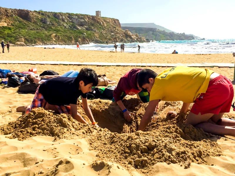 Attività per i giovani a Golden Bay