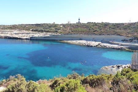 baie de Il-Kalanka à Malte